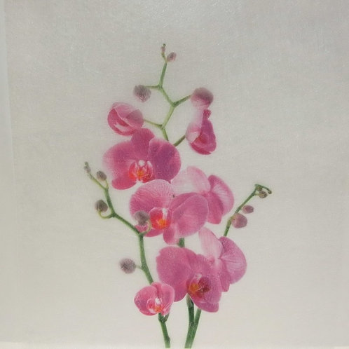 Chemin de Table 5mx30 cm - Orchidée