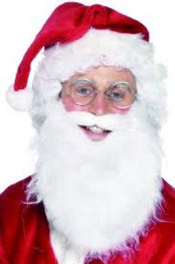 Barbe de Père Noël