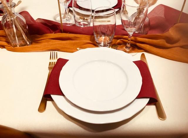 Table terracota 8