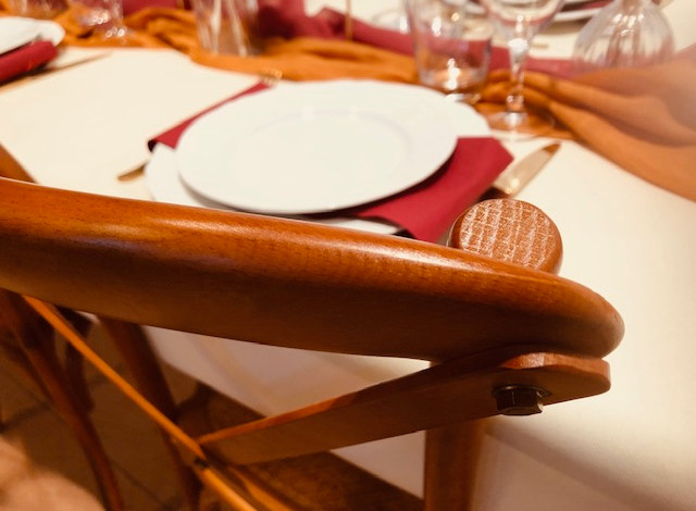 Table terracota 9