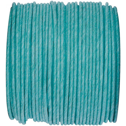 Bobine de fil Laitonné - 20m - Turquoise