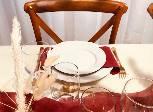 Table terracota 7