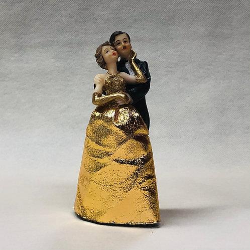 Couple de Mariés Noce d'Or