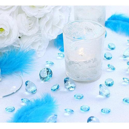 Mini-Diamants Pot de 110gr - Bleu