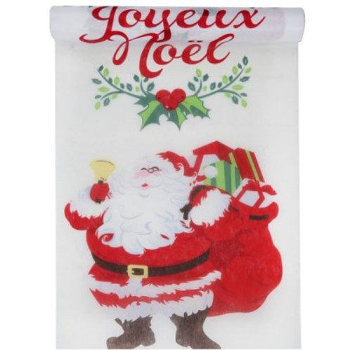 Chemin de Table Père Noël