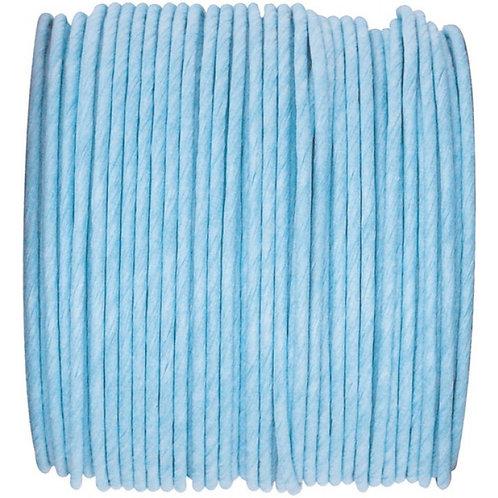 Bobine de fil Laitonné - 20m - Bleu Ciel