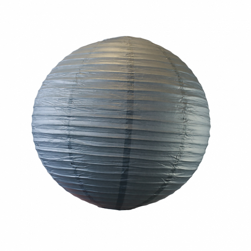 Boule Chinoise - Gris - D80 cm