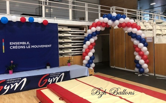 Gymnastique Régionale 2020