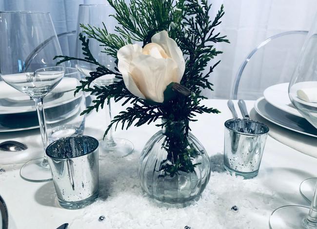 Noël en blanc