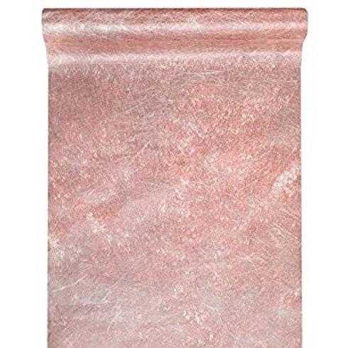 Chemin de Table 5mx30 cm - Fanon Rose Gold