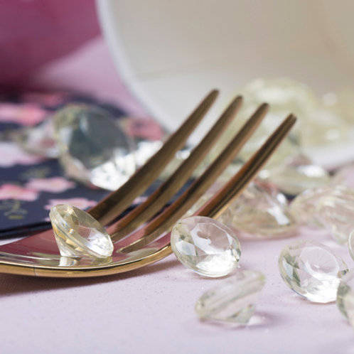 Mini-Diamants Pot de 110gr - Naturel