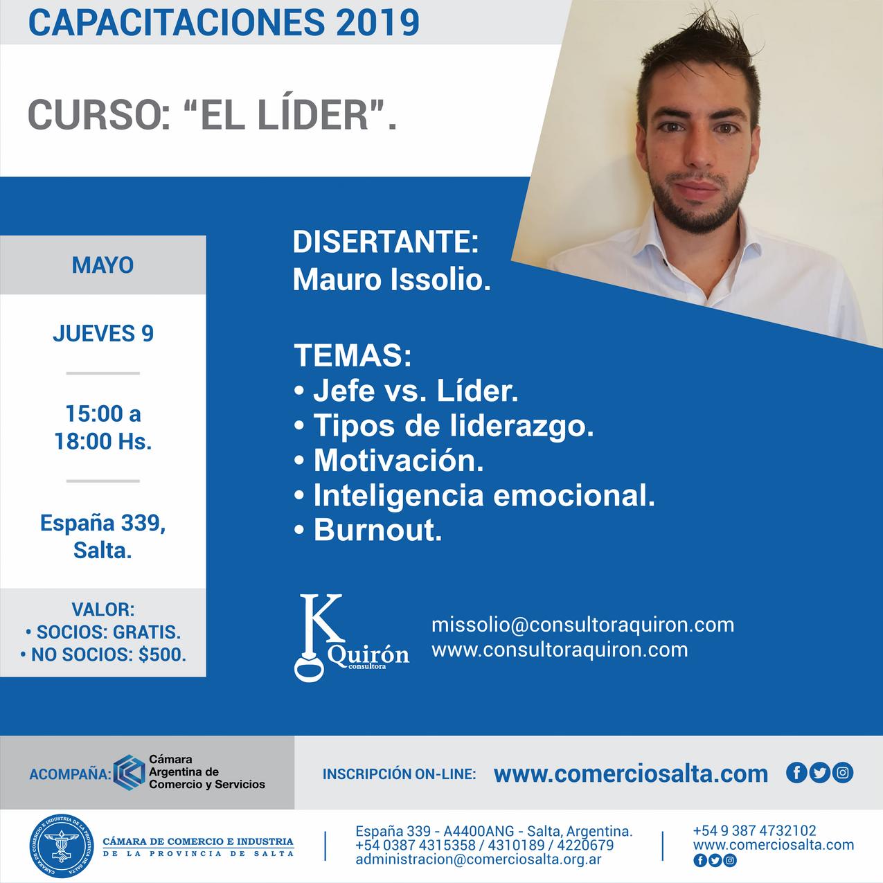 2019.05.09 - El Lider (ISSOLIO) v2