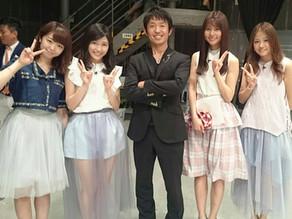 フジテレビ「僕らが考える夜」に弊社代表の森口が出演しAKB48と共演しました!
