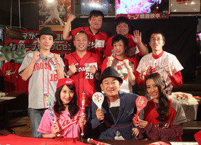 広島中国放送特番「ヨコトーク!自称カープ芸人」にてBig-Pigがロケ地に選ばれ大いに盛り上がりました!