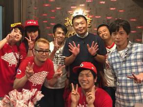 広島ホームテレビ「うる覚え探偵団」のロケ地としてBig-Pigを選んでいただき中川家と次長課長の二組がご来店されました。