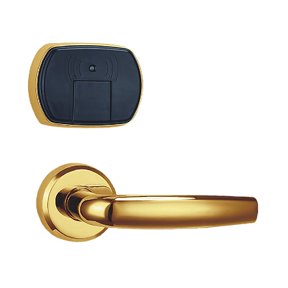 Fox FL- 008GT - RFID Lock - Gold