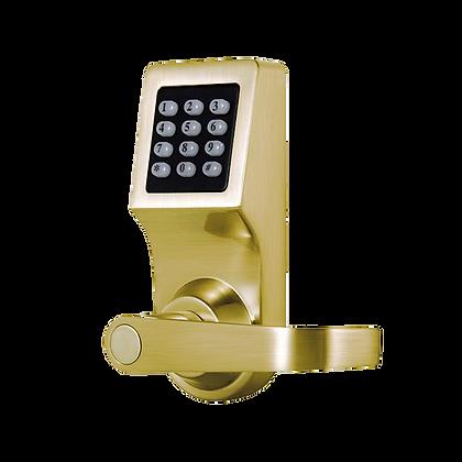FOX FPB-D6606 Gold - Κλειδαριά airbnb