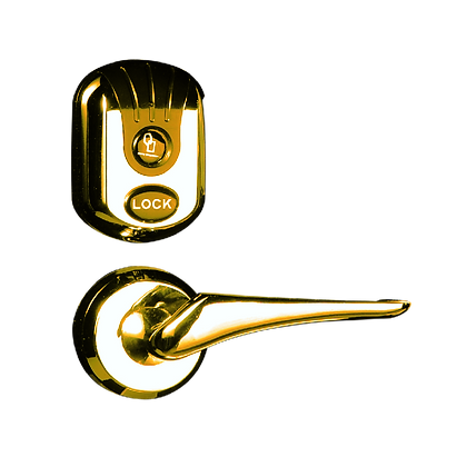 Fox FL- 006GT - RFID Lock - Silver