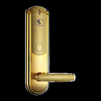 Fox FL- 816GT - RFID Lock - Gold