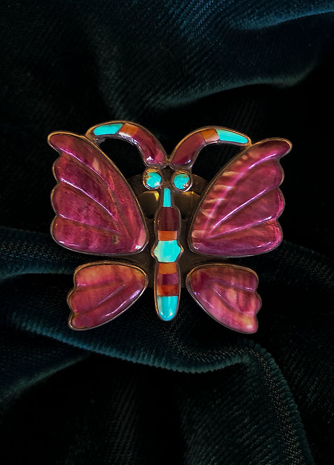 Federico Butterfly Ring