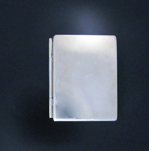 Mini Sterling Silver Picture Frame