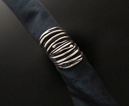 Gusterman's Sterling Silver String Ring