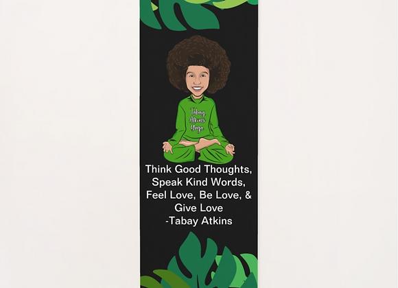 Tropical Tabay Yoga Mat