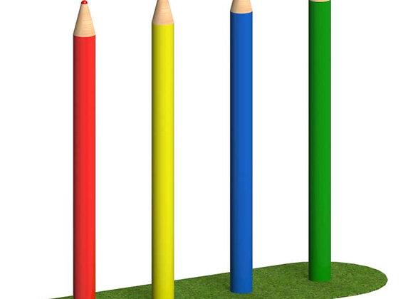 Pencil Posts