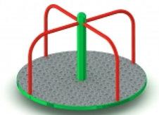 Spider merry-go-round (Cat. No. KAR-PJ)