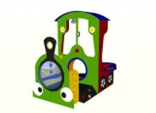 Rush train - mini locomotive