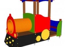 Quick train - Locomotive