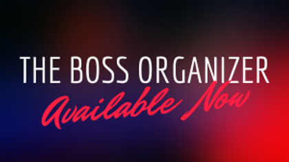 The Boss Organizer