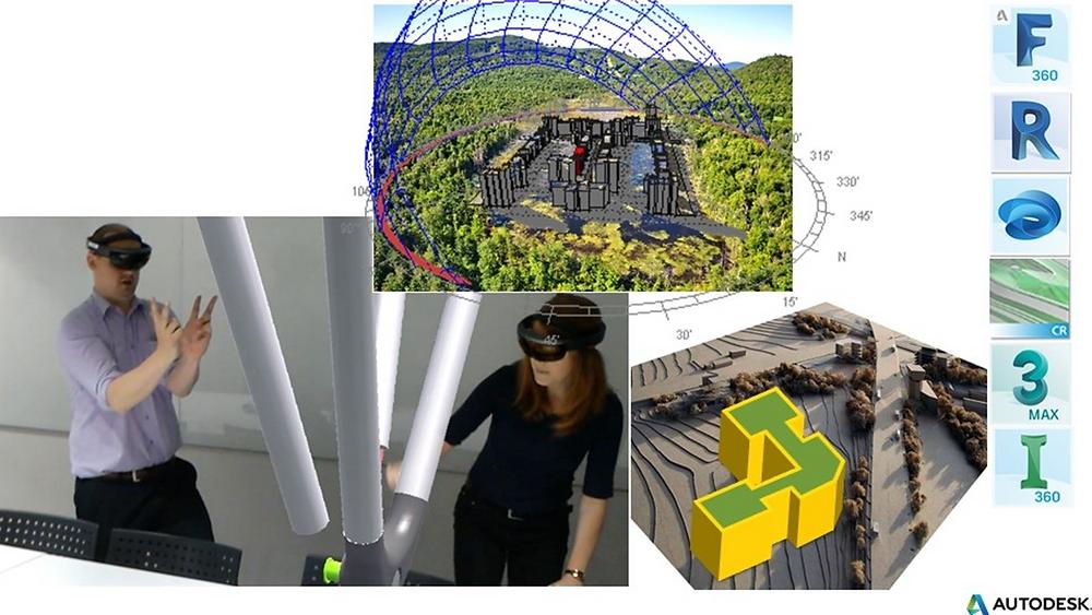 realidad aumentada construccion