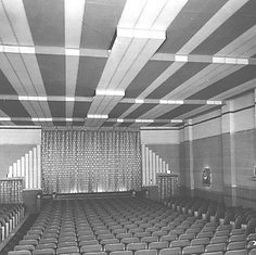 Oz Theater Interior