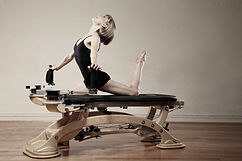 Alissa Getz Waller - Gyrotonic Master Trainer
