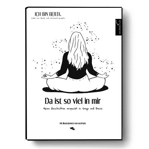"""Poesie-Songbook """"Da ist so viel in mir"""""""