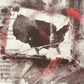 """""""Country for All"""" Pepe Coronado Coronado Print Studio Silkscreen 11' x 15"""" 2019"""