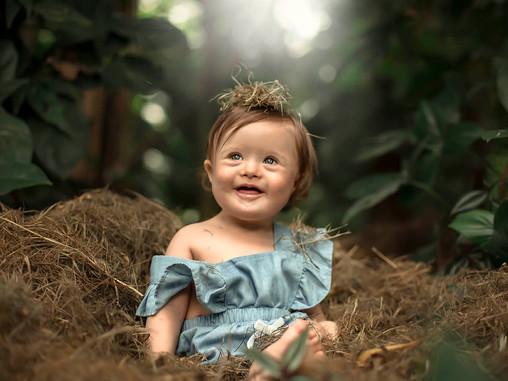 Retratos infantis: o que vale é a experiência!
