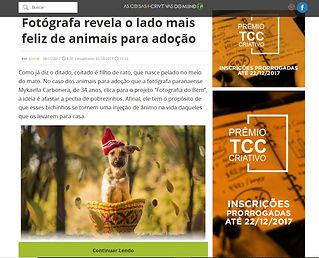 catraca livre fotografia animais