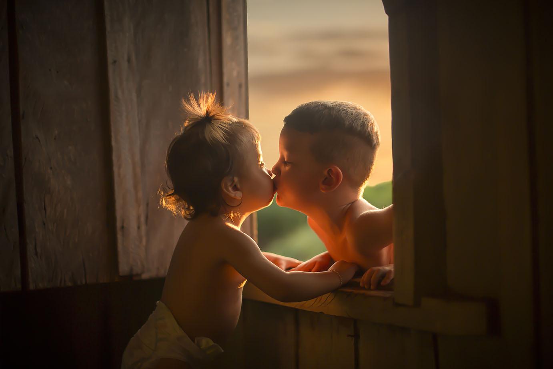 Laurinha e Nicolas