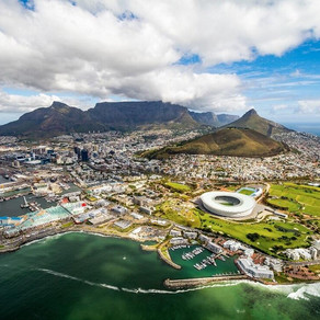 First Route: Cape Town