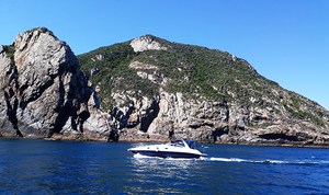 Arraial do Cabo é um paraíso para passeio de barco