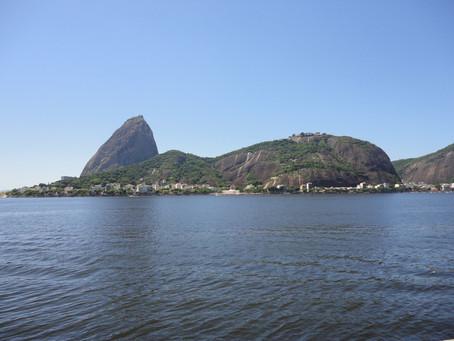 Pelas águas do Rio de Janeiro