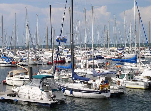 3 Razões para alugar um barco...