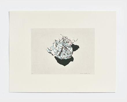 Gaudette - La poesie se dessine sur papier - E5