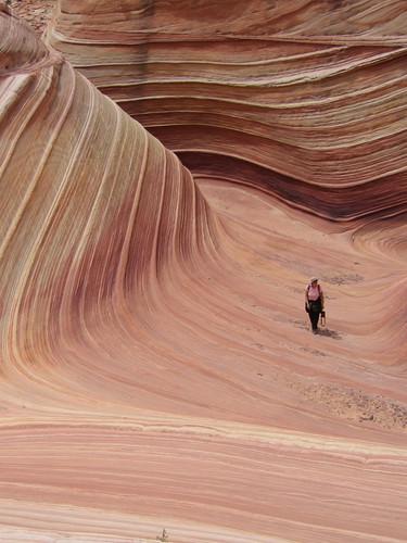 2007[}USA[}Hiking The Wave + White Hoodo
