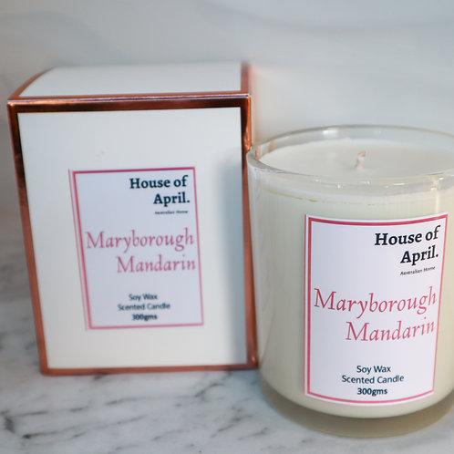 Maryborough Mandarin