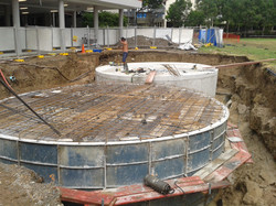 Concrete Water Retaining Structures