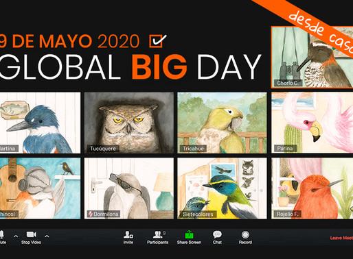 ¡Hagamos de Chile un país de observadores este Día Mundial de las Aves Migratorias!
