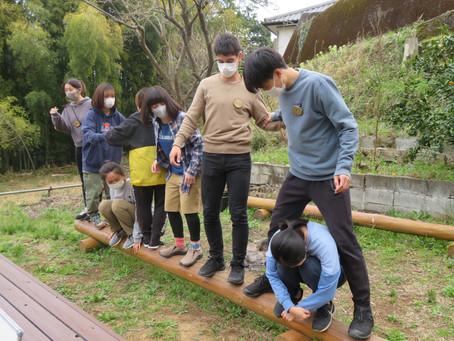 「森林との共生」のコラボ企画?!4月土の根プログラム